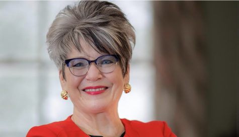 Dr. Dale-Elizabeth Pehrson will be the interim president of Cal U effective August 1, 2021.