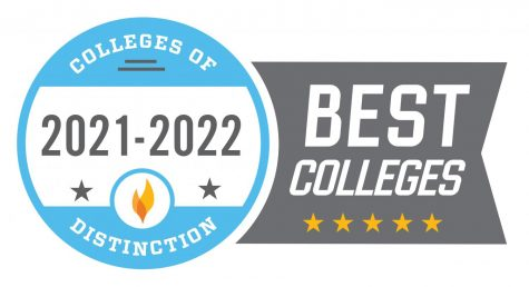 """Cal U has been honored as a """"College of Distinction"""" for the upcoming academic year 2021-22."""