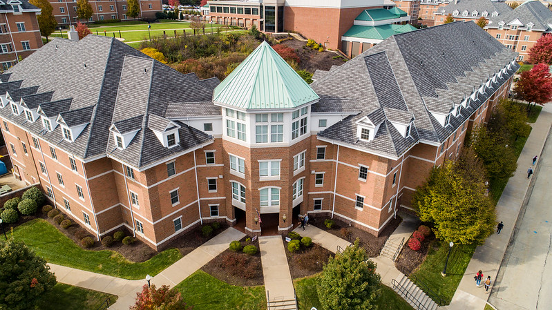Johnson Hall, California University of Pennsylvania
