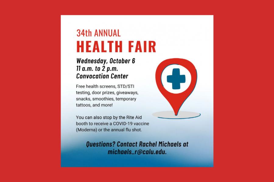Holistic health at the Annual Health Fair