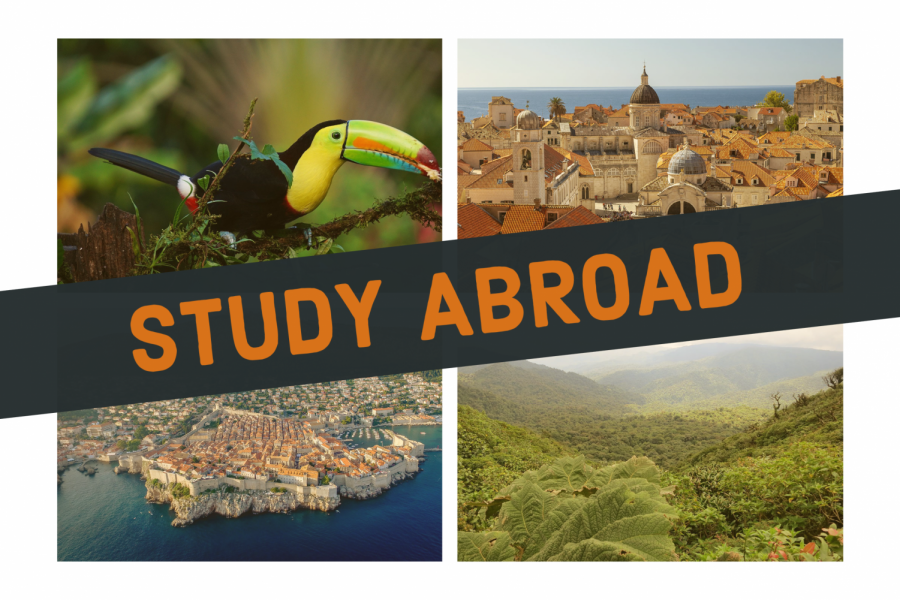 Cal U students have options to study in Costa Rica and Eastern Europe in 2022.